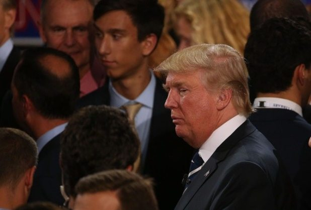 Donald Trump Calls Carly Fiorina A Robot, Proves He Learned Nothing From The Second GOP Debate