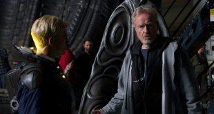VIDEO Ridley Scott Reveals 'Prometheus 2′ Title Alien: Paradise Lost
