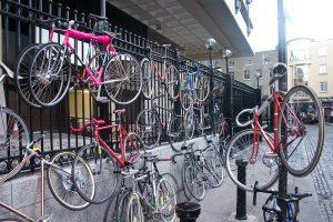 Bike Parking in Dublin