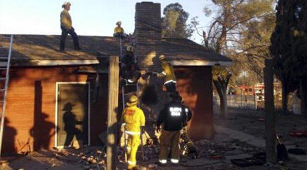 Huron, California: Suspected Burglar Stuck in Chimney Dies After Homeowner Lights Fire