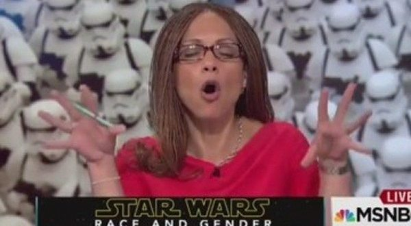 Melissa Harris-Perry Says Star Wars Is Racist