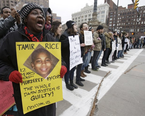 Tamir Rice: Grand Jury Declines to Charge Cleveland Officer Who Fatally Shot 12-Year-Old Boy