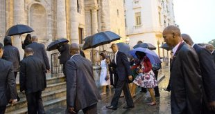 Obama in Cuba at Start of Historic Visit: 'Change Is Going To Happen'