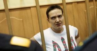 Ukranian Pilot Nadiya Savchenko Guilty of Killing Reporters