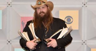Chris Stapleton Dominates A.C.M. Awards 2016