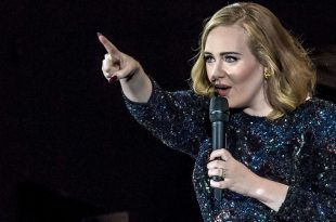 VIDEO Adele Calls Out Fan Filming Her Concert in Verona, Italy
