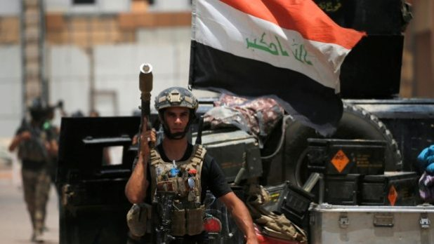 Fallujah, Iraq: Coalition Says Only One Third of City Has Been Cleared of Islamic State Militants