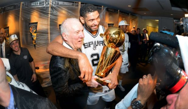 San Antonio Spurs Forward Tim Duncan Retires After 19 Seasons in NBA