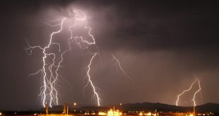 200 Mile Lightning Bolt Sets Record as World's Longest
