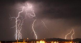 200 Mile Lightning Bolt Sets Record as World's Longest