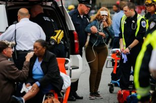 After Hoboken Train Crash, Heroes Act Before Politicians Talk