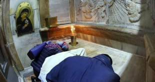 Tomb of Jesus Christ in Jerusalem Opened For First Time in Centuries
