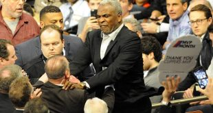Charles Oakley Arrested at Knicks Game After Altercation with MSG Security