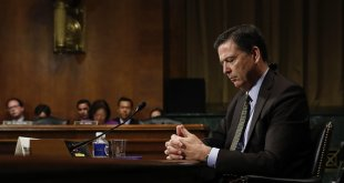 James Comey Asked Justice Department for More Money to Pursue Russia Probe Before He Was Fired