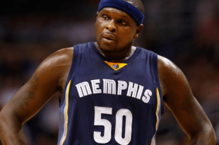 Sacramento Kings' Zach Randolph Arrested in L.A. For Marijuana Possession, Intent to Sell