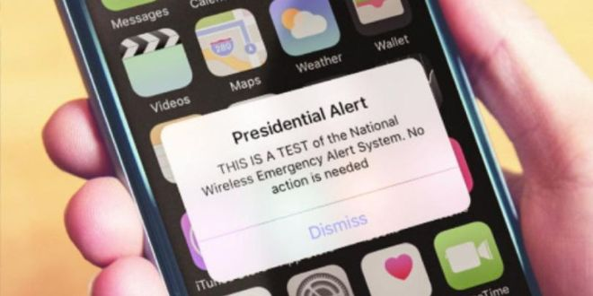 New Yorkers Sue Donald Trump, FEMA to Stop Presidential Alert