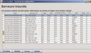 FreeDom 2Bserveurs INTERNET GRATUIT avec YOUR-FREEDOM VPN