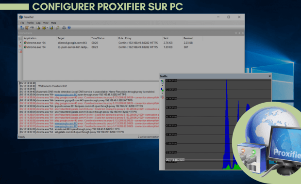 Telecharger Proxifier pour PC Comment Configurer un Proxy sur Windows 10, 7, 8 – Proxifier Tuto