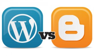 blogger contre wordpress 300x180 WordPress vs. Blogger : Lequel choisir ?
