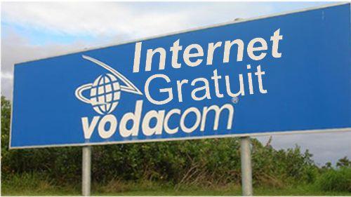Panneau Vodacom Paramètres Internet gratuit vodacom rdc 2015 avec proxy (OFFLINE )