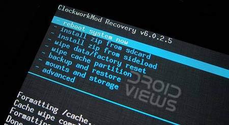 2 méthodes pour installer ClockworkMod Recovery sur les mediatek