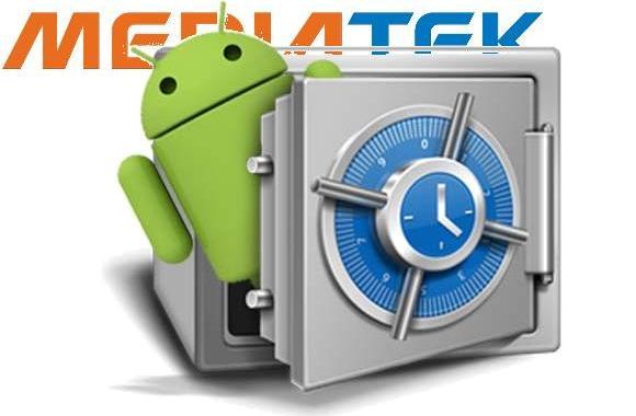 Mediatek Android Backup Comment extraire et flasher un stock ROM Mediatek (Tecno, ...)