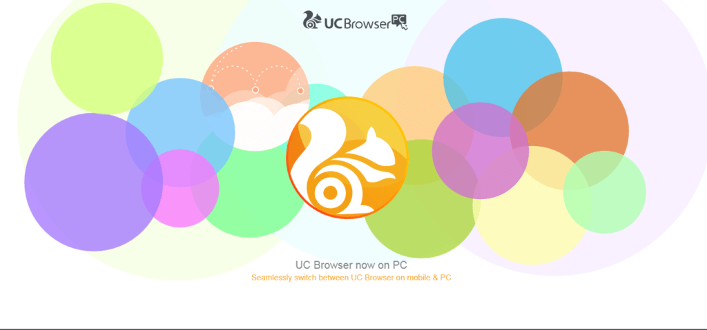 UC browser pour PC