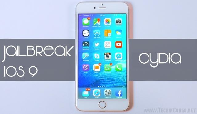 Jailbreak iOS 9 Cydia