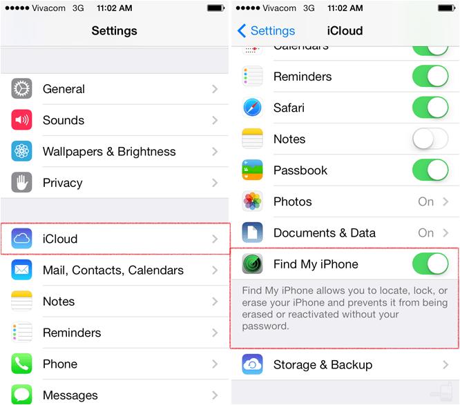 Desactiver Find My Phone Comment jailbreaker iOS 9 - iOS 9.3.5 avec Pangu 9