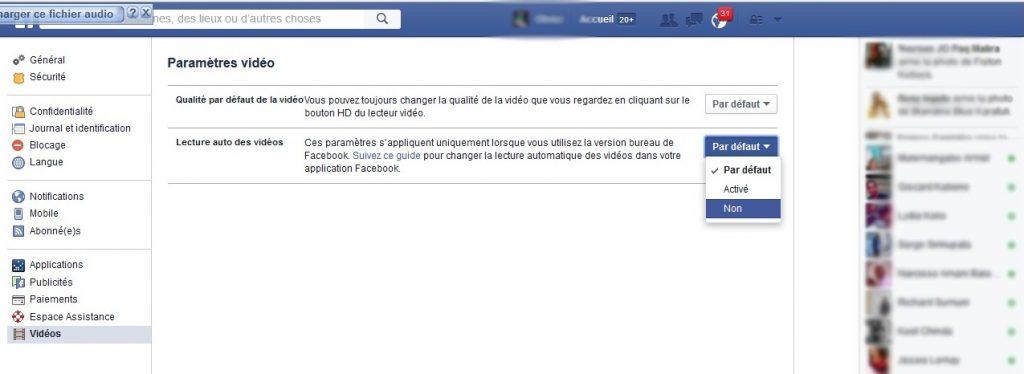 Lecture auto des videos Facebook 3 1024x374 Comment désactiver la lecture automatique des vidéos Facebook