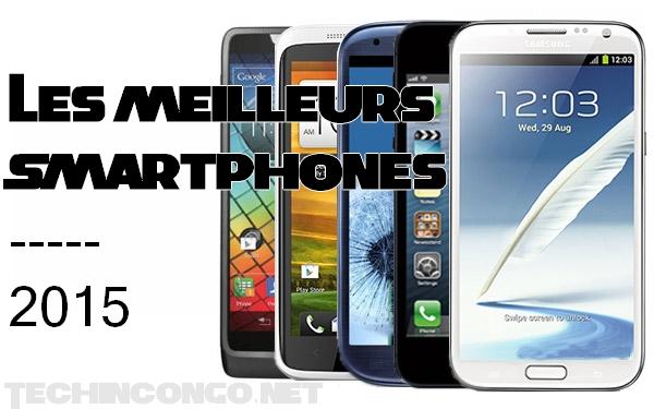 Meilleurs smartphones