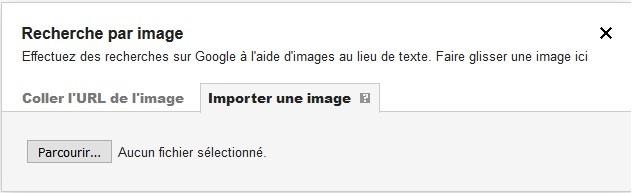 comment effectuer une recherche par image sur google