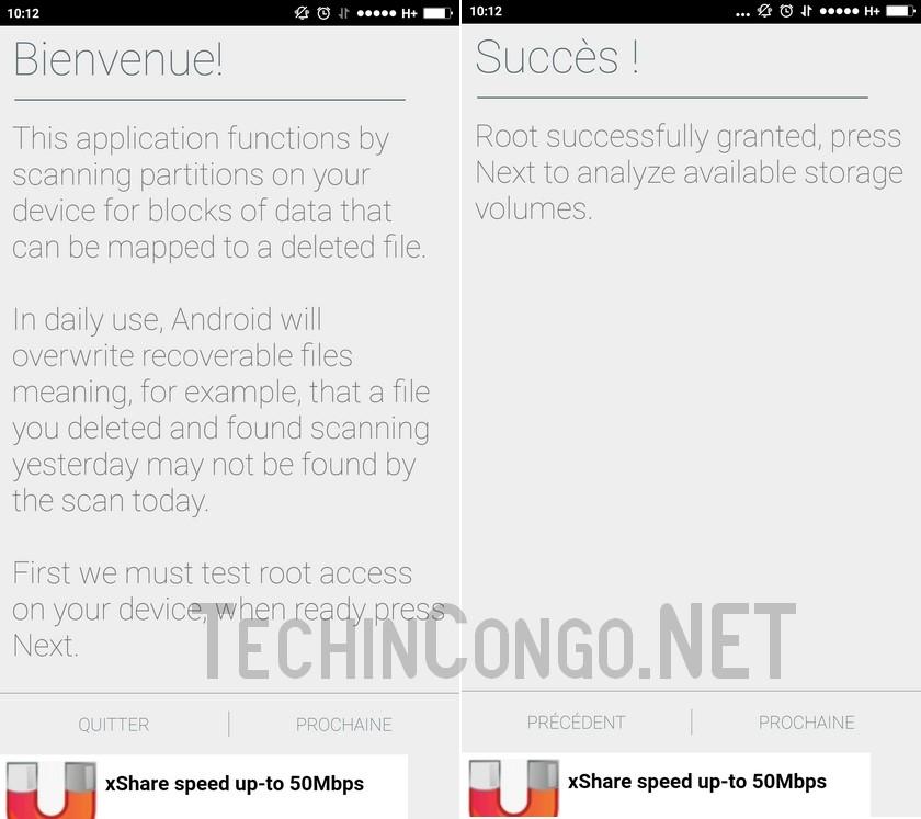 Undeleter Android Récupérer les SMS effacés sur Android sans PC - Photos, Vidéos, Fichiers supprimés aussi