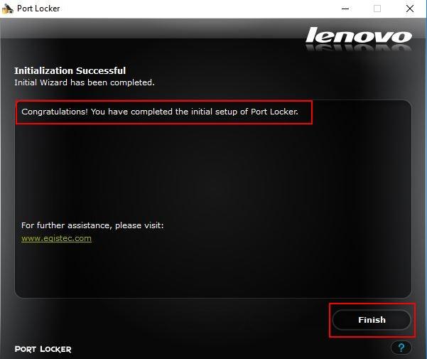 Configurations USB Port Locker Comment empêcher de copier vos fichiers en désactivant les ports USB