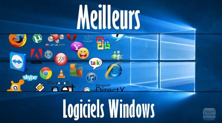 20 Logiciels indispensables que tous les utilisateurs Windows devraient avoir