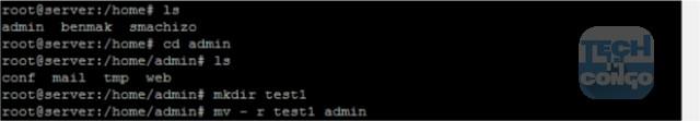 commande mv et ls Top 15 Commandes Linux que tout Webmaster doit connaitre