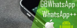 GBWhatsApp Android iOS Télécharger GBWhatsApp 6.00 | WhatsApp++ pour Android | iPhone