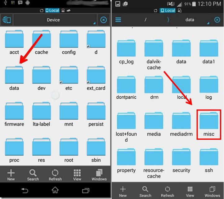 voir mots de passe Wifi Android Comment retrouver les mots de passe Wi-Fi enregistrés sur Android/iOS