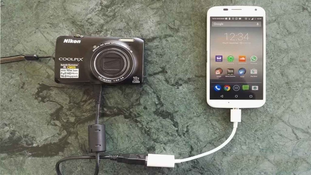Camera sur iPhone 1024x576 USB OTG Android : Voici le Top 10 usages du câble OTG