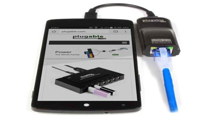 LAN Cable sur Android USB OTG Android : Voici le Top 10 usages du câble OTG