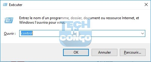 Control Liste des commandes Windows Run (Executer) utiles sur Windows