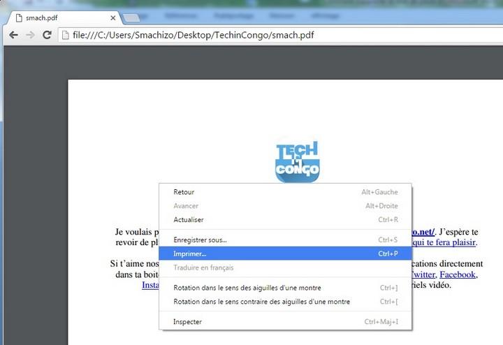 imprimer PDF avec Chrome Comment supprimer le mot de passe d'un fichier PDF avec Google Chrome (+3 méthodes)