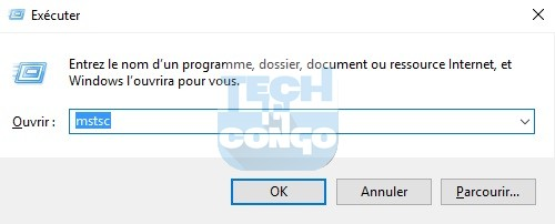 mstsc Liste des commandes Windows Run (Executer) utiles sur Windows
