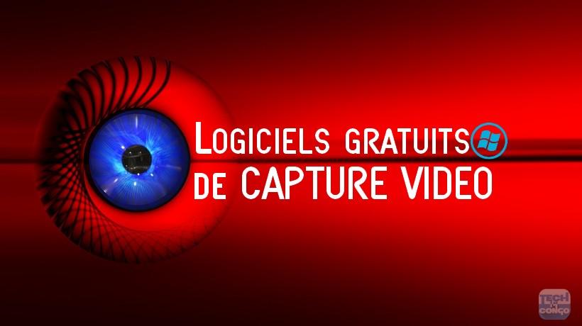 capture video windows Top 5 Logiciels Gratuits de Capture Vidéo d'Ecran sur Windows