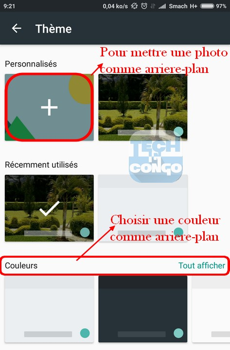 themes gboard Voici comment changer l'arriere-plan du clavier Android avec une image ou couleur