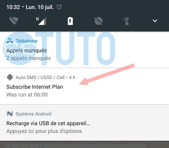 renouvellement automatique forfait internet Comment renouveler automatiquement un forfait mobile sur Android