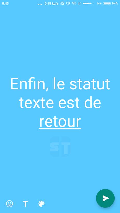 statut texte en couleur WhatsApp: les statuts texte en couleur sont disponibles, voici comment les activer