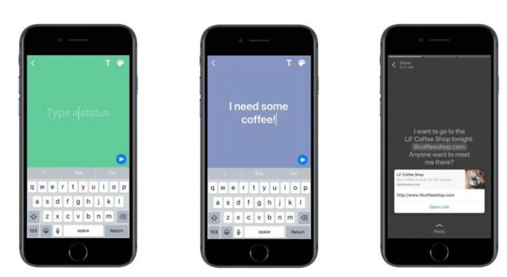 statut texte whatsapp 1024x560 WhatsApp: les statuts texte en couleur sont disponibles, voici comment les activer