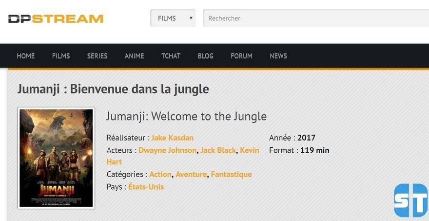 DPstream Les Sites de Streaming Gratuits pour voir les Films et Séries en Français