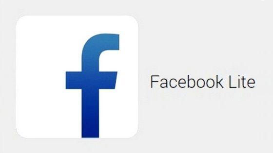 Facebook Lite 10 applications « lite » Android pour économiser l'espace de stockage et forfait mobile